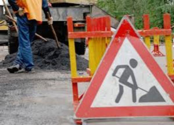 Вмэрии обещали закончить ремонт проспекта Шолохова доконца недели