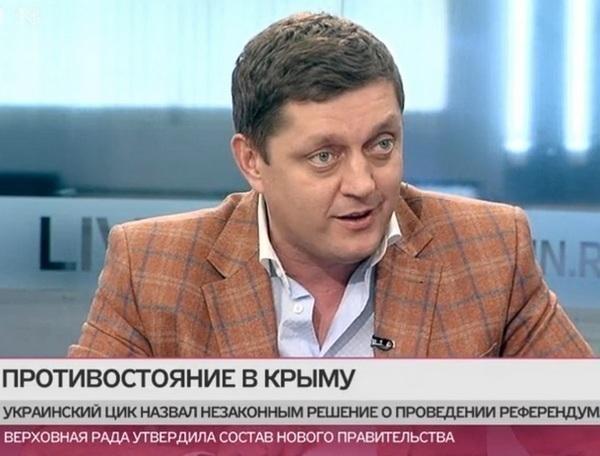 Олег Пахолков: Крым имеет право на самоопределение - это позиция Госдумы