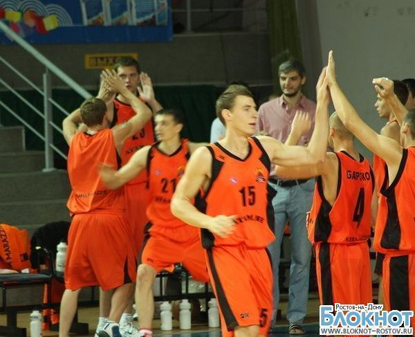 Ростовский баскетбольный клуб «Атаман» продолжит участие в Суперлиге