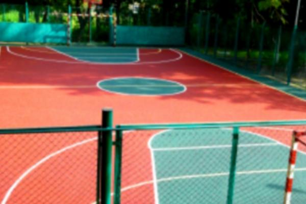 В Ворошиловском районе Ростова появится новая спортивная площадка