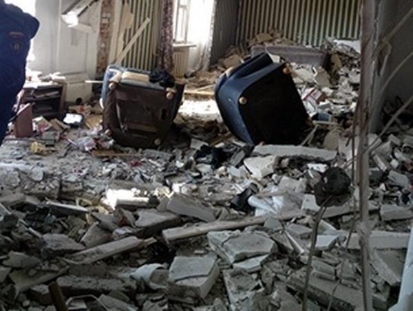 В Ростовской области произошел взрыв бытового газа в пятиэтажном доме: пострадали 3 человека
