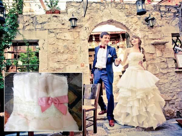 За испорченное свадебное платье ростовчанка отсудила у химчистки 40 тыс рублей