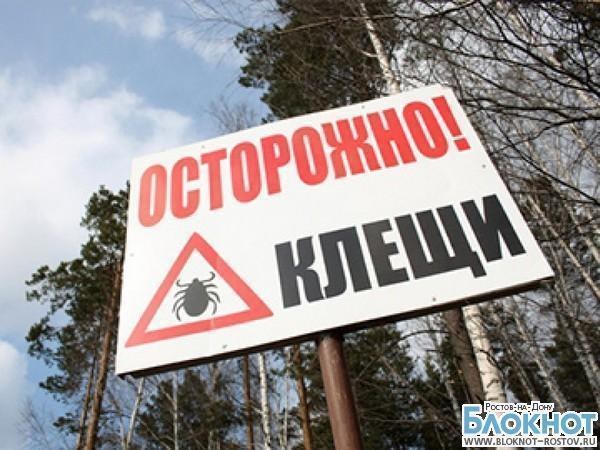 В Ростовской области зарегистрировано 10 случаев заражения крымской геморрагической лихорадкой