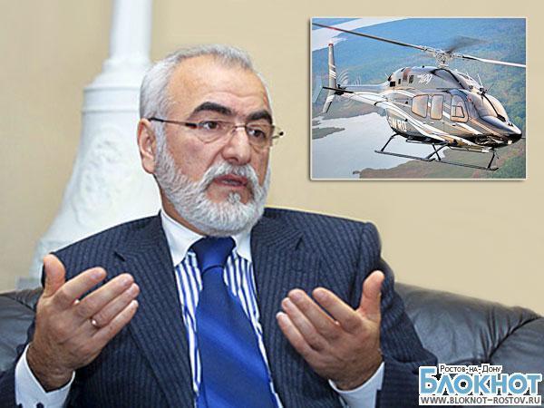Иван Саввиди намерен купить вертолет экс-губернатора Челябинской области за 250 млн