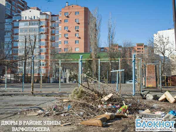 Не справляясь с уборкой мусора, чиновники призвали ростовчан взять метлы
