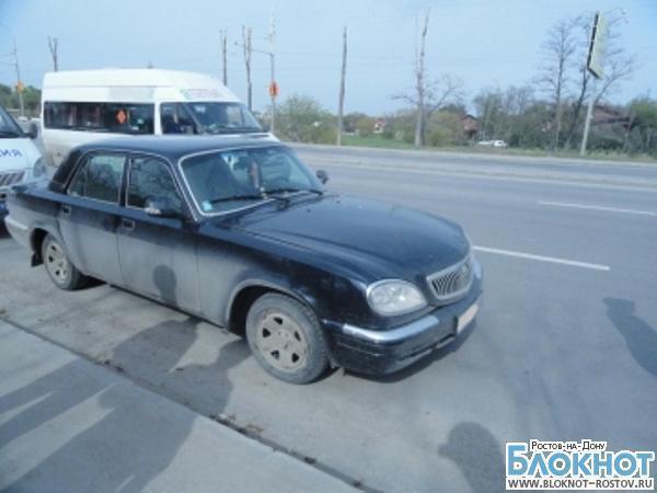 В Ростове пенсионер, сбивший коляску с ребенком, скрылся с места ДТП