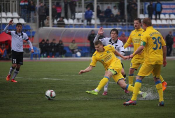 «Терек» на собственном поле был сильнее «Ростова»