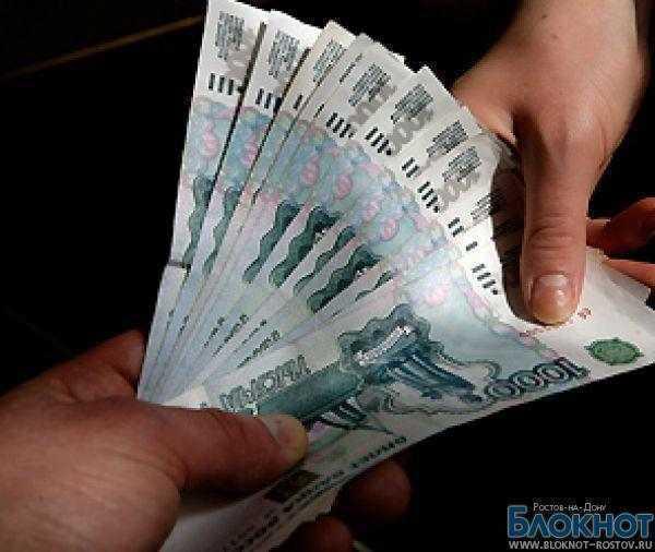 В Ростове полицейские задержали преподавателя ЮФУ при получении взятки