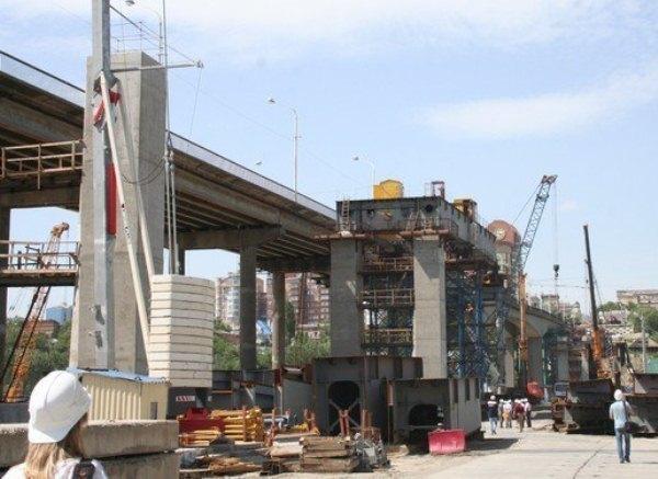 В Ростове началась активная фаза демонтажа Ворошиловского моста