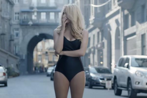 Новый откровенный клип Татьяны Котовой вошел в тройку самых популярных видео на YouTube