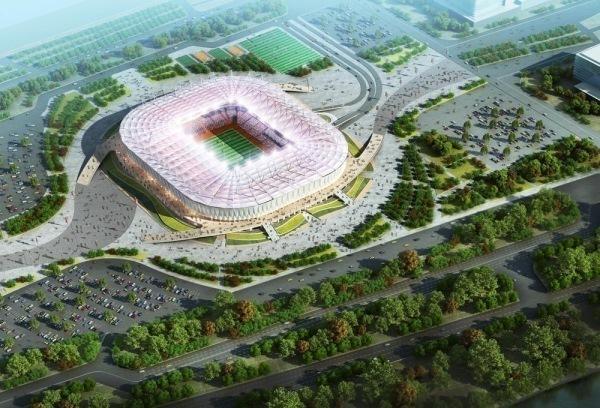 Благоустройство около стадиона «Ростов-Арена» начнется в2017г