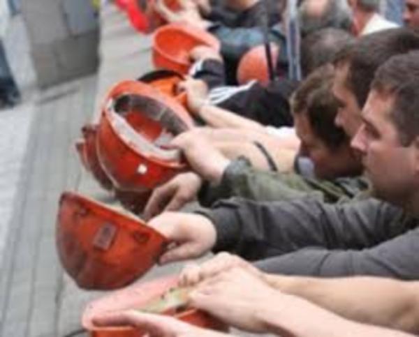 ВРостовской области выплатили долги по заработной плате 724 голодавшим шахтерам