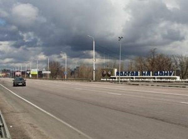 В Ростове до конца года ограничат движение транспорта на Южном подъезде