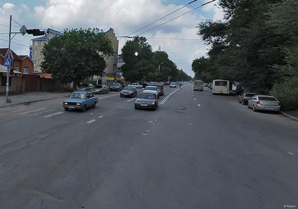 В Ростове-на-Дону начался ремонт улицы Портовой