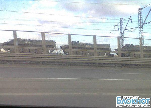 Россия начала военные учения в Ростовской области в ответ на обострение ситуации на Украине