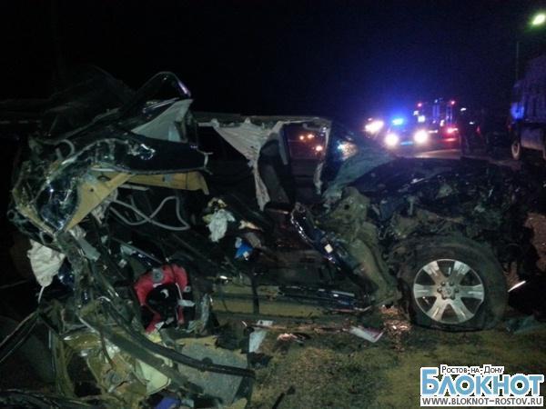 В Ростовской области в ДТП попала семья из пяти человек: двое детей погибли