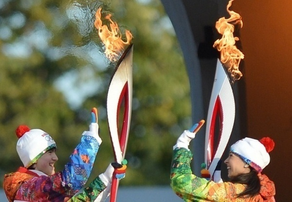 Ростовских школьников принудительно выстроят вдоль маршрута эстафеты Олимпийского огня