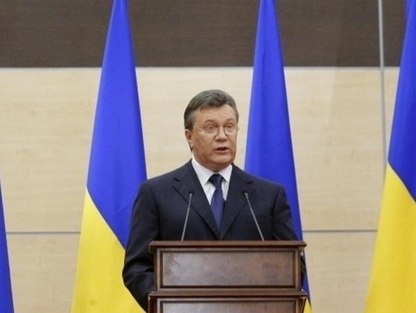 Виктор Янукович даст очередную пресс-конференцию в Ростове 28 марта
