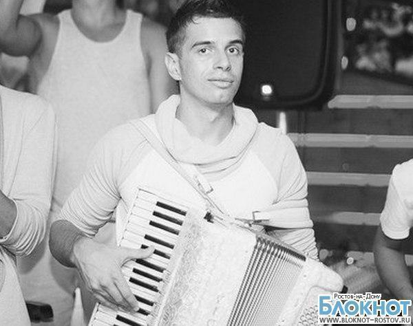 У ростовского музыканта украли «Лексус» и аккордеон общей стоимостью 1 млн рублей