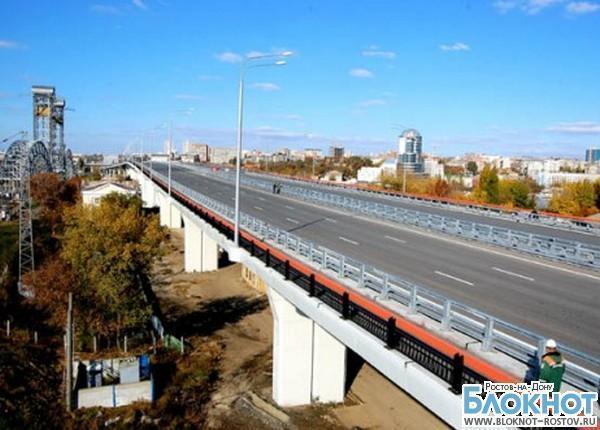 Во время ограничения движения по Ворошиловскому мосту автобусы будут ходить через Темерницкий мост