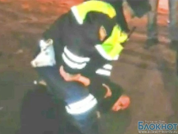 Мужчина, давший пощечину ростовскому полицейскому, был пьян