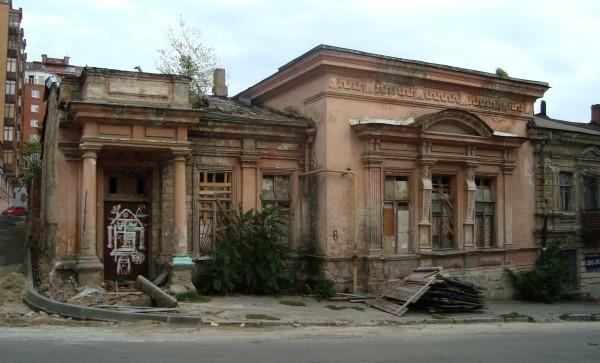 Уже в следующем году дому Врангеля в Ростове вернут первоначальный вид