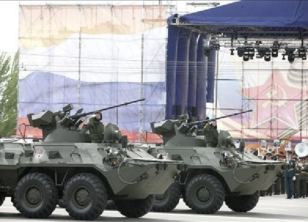 В Ростове-на-Дону празднуют 69-ю годовщину Великой Победы