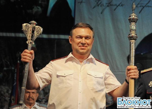 Президент РФ утвердил новым атаманом Всевеликого войска Донского Виктора Гончарова
