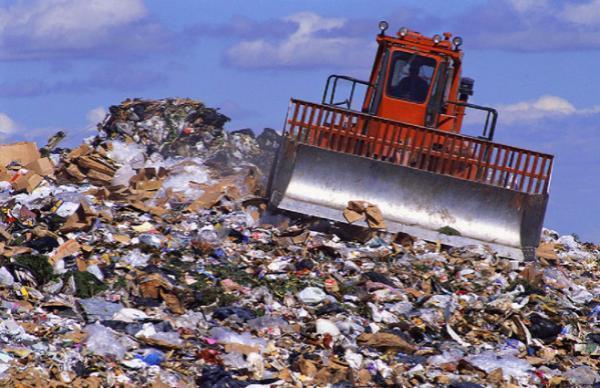 Полигон бытовых отходов ростовчане предлагают  назвать именем Бандеры