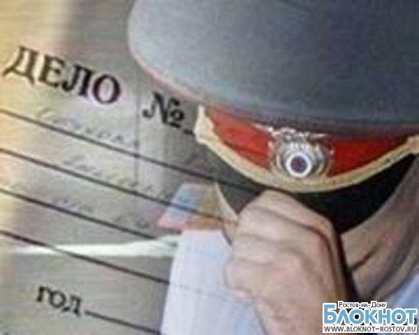 В Ростовской области четверо полицейских дали ложные показания, чтобы прикрыть коллегу