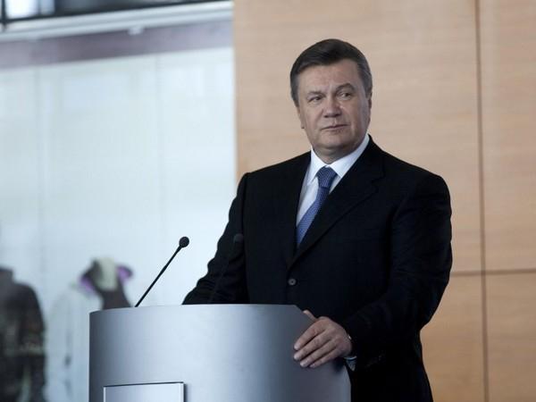 Виктор Янукович даст пресс-конференцию в Ростове в выставочном центре