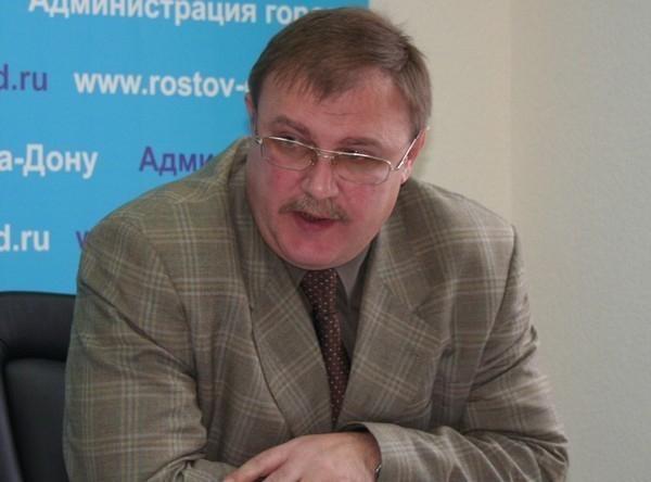 Новым главой Советского района Ростова назначен Олег Свистунов