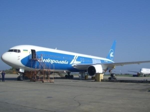 Украинский авиаперевозчик «Днеправиа» будет выполнять рейсы из Киева в Ростов