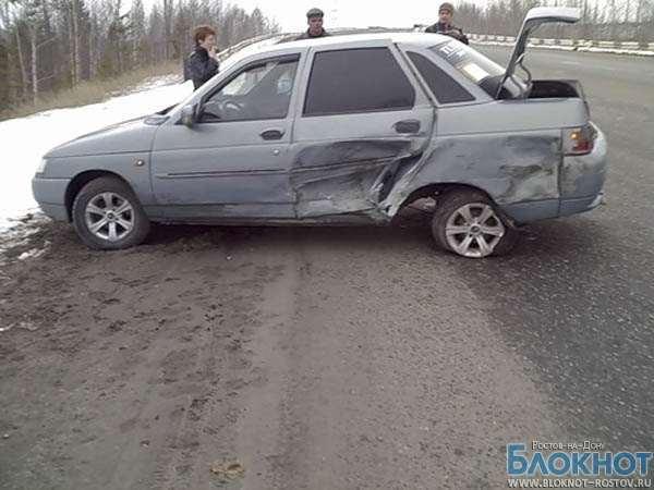 В ДТП на трассе Новочеркасск-Багаевская 1 погиб, 2 травмированы