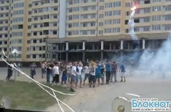 Болельщики ФК «Ростов» сняли на видео нападение  фанатов «Анжи»