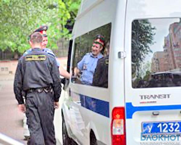 Ростовчанин на «Мерседесе» устроил стрельбу в центре города