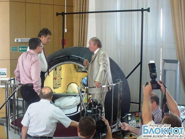 Новочеркасские ученые создали новый тренажер для подготовки космонавтов