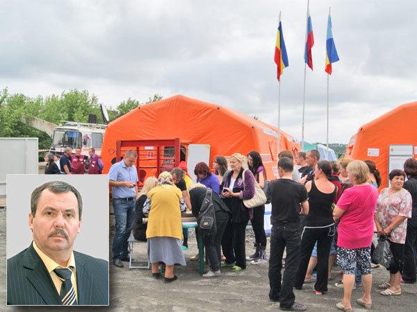 Замгубернатора РО Сергей Бондарев: люди недовольны, что «за украинских беженцев душу рвут»