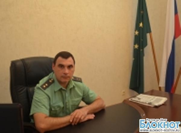 В Ростовской области назначен новый руководитель управления службы судебных приставов