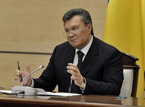 Виктор Янукович выступит с заявлением в выставочном центре Ростова в 13:00