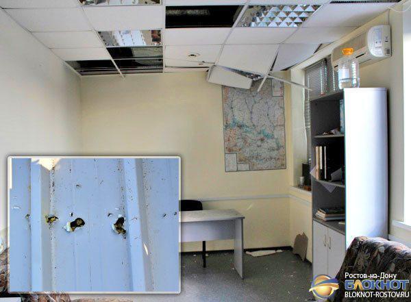 СК РФ возбудил уголовное дело по факту обстрела территории Ростовской области со стороны Украины