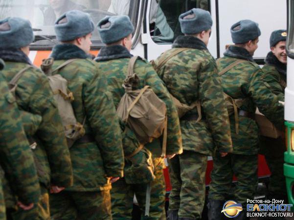 Солдаты-срочники  заявляют, что их переводят на контракты и отправляют под Ростов