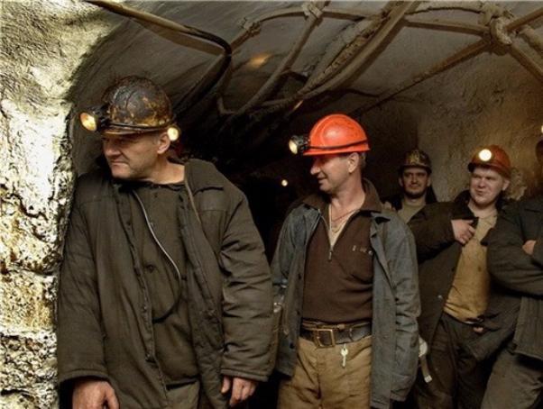 ВРостовской области долги по заработной плате выплатили 724 шахтерам