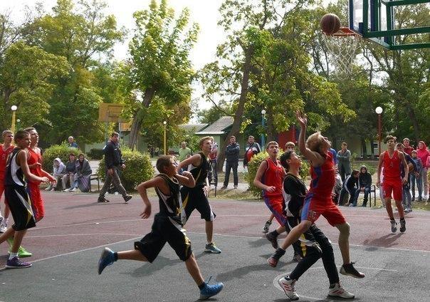 Фестиваль по мини-баскетболу «Золотая осень» прошел в Таганроге