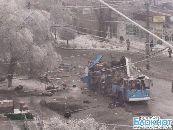 В Волгограде произошел новый теракт: из-за взрыва в троллейбусе 10 погибли, 15 пострадали