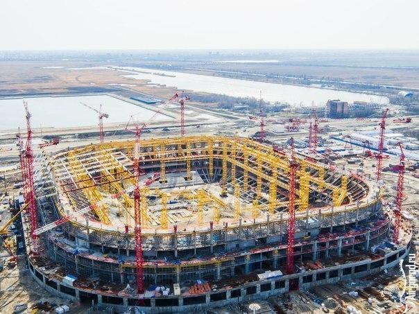 Застройщик «Ростов-Арены» обязан выплатить 15,8 млн руб. неустойки