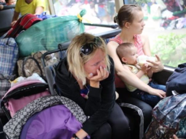 Больше 25 тысяч беженцев проживают в Ростовской области