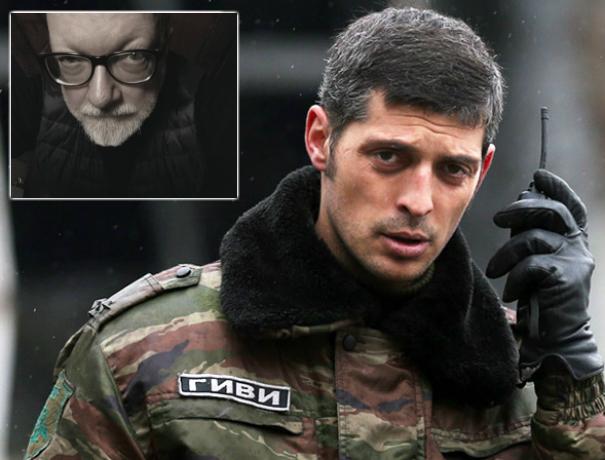 «Убийство Гиви является пиар-акцией украинских военных», - ростовский политтехнолог Сергей Смирнов