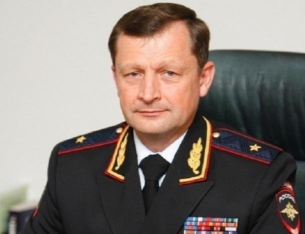 Василий Голубев назначил начальника управления по сопротивлению коррупции 7февраля 2017