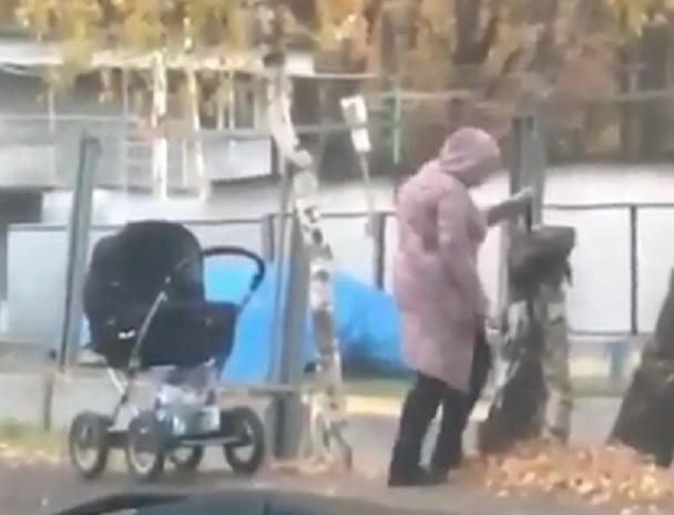 Ростовчане активно обсуждают шокирующее видео, появившееся в Сети